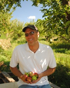 Edward Tuft - Wacky Apple Founder & President - good