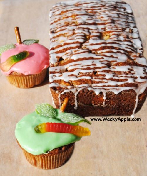 Wacky Cake Into Cupcakes