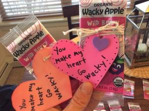 Individual wacky Valentine