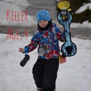 Incredible Keller